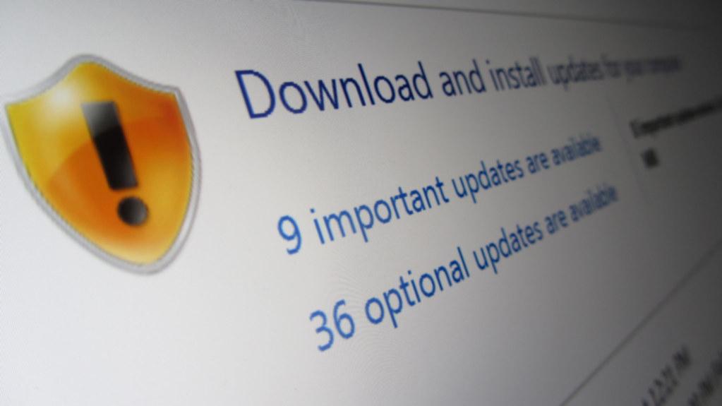 windows patch update